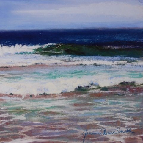 """""""Wading Waters"""", Jeanne Rosier Smith"""