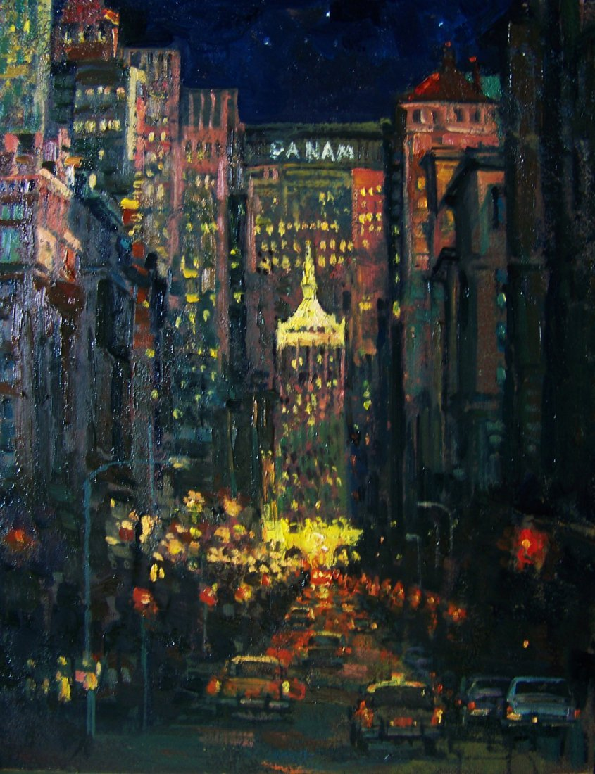 """""""Park Ave"""", Christopher Zhang"""
