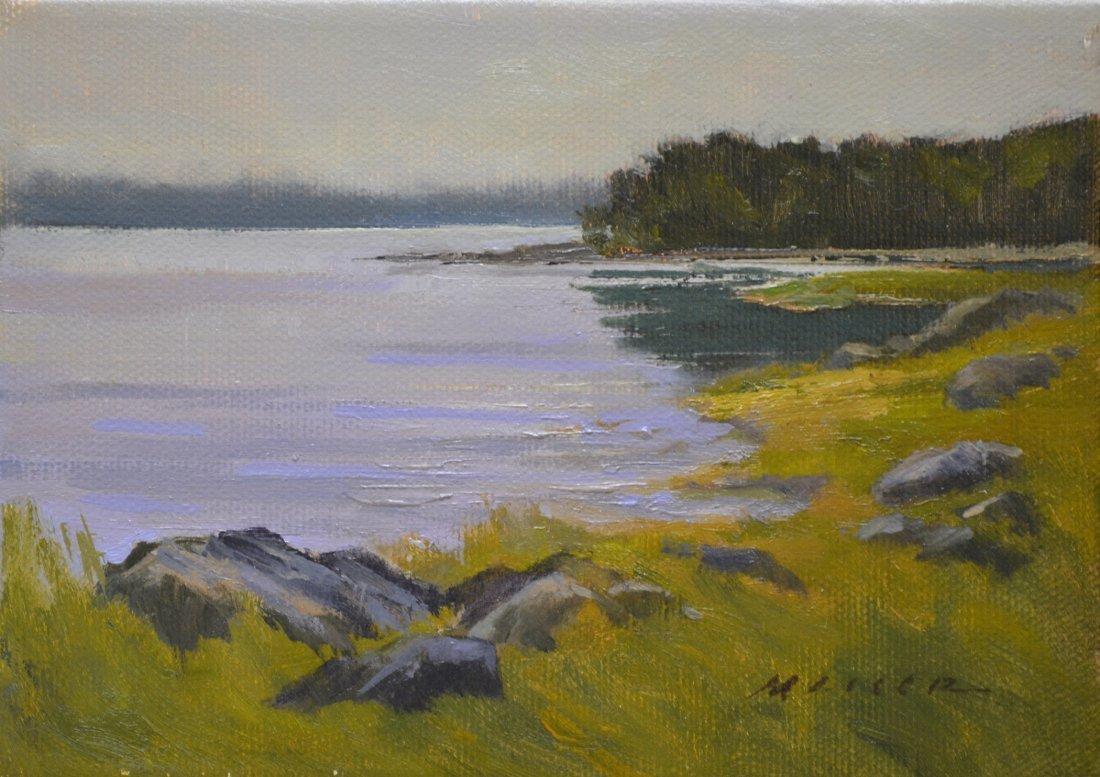 """""""Down East Dawn"""", Barbara Maiser"""