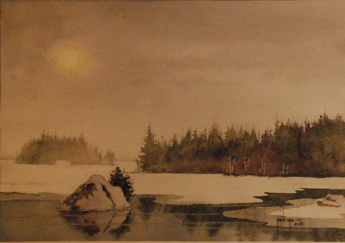 """""""Winter Sun"""", Jack Garver"""