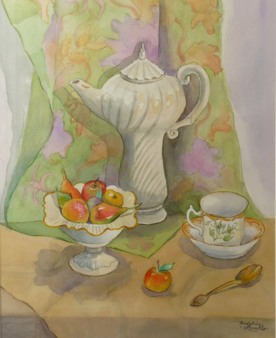 """""""Turkish Teapot with Marzipan"""", Madeline Lovallo"""