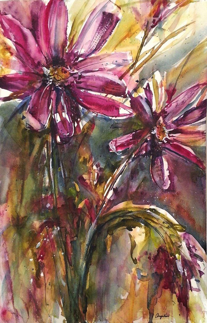 """""""Spring is here"""", Lisa Argentieri"""