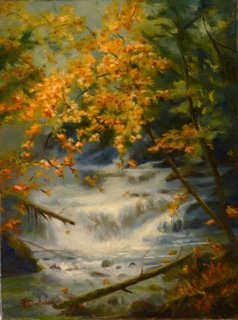 """""""Cascade"""", Mireille Duchesne"""