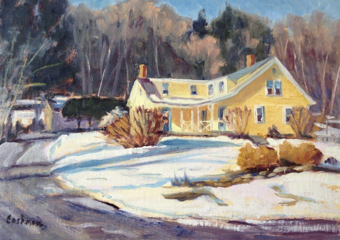 """River Road House"", Karen Cashman"