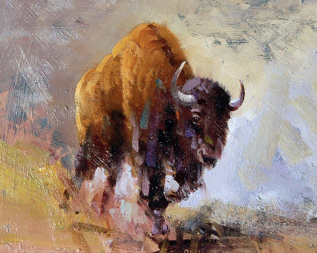 """Buffalo"", Mostafa Keyhani"