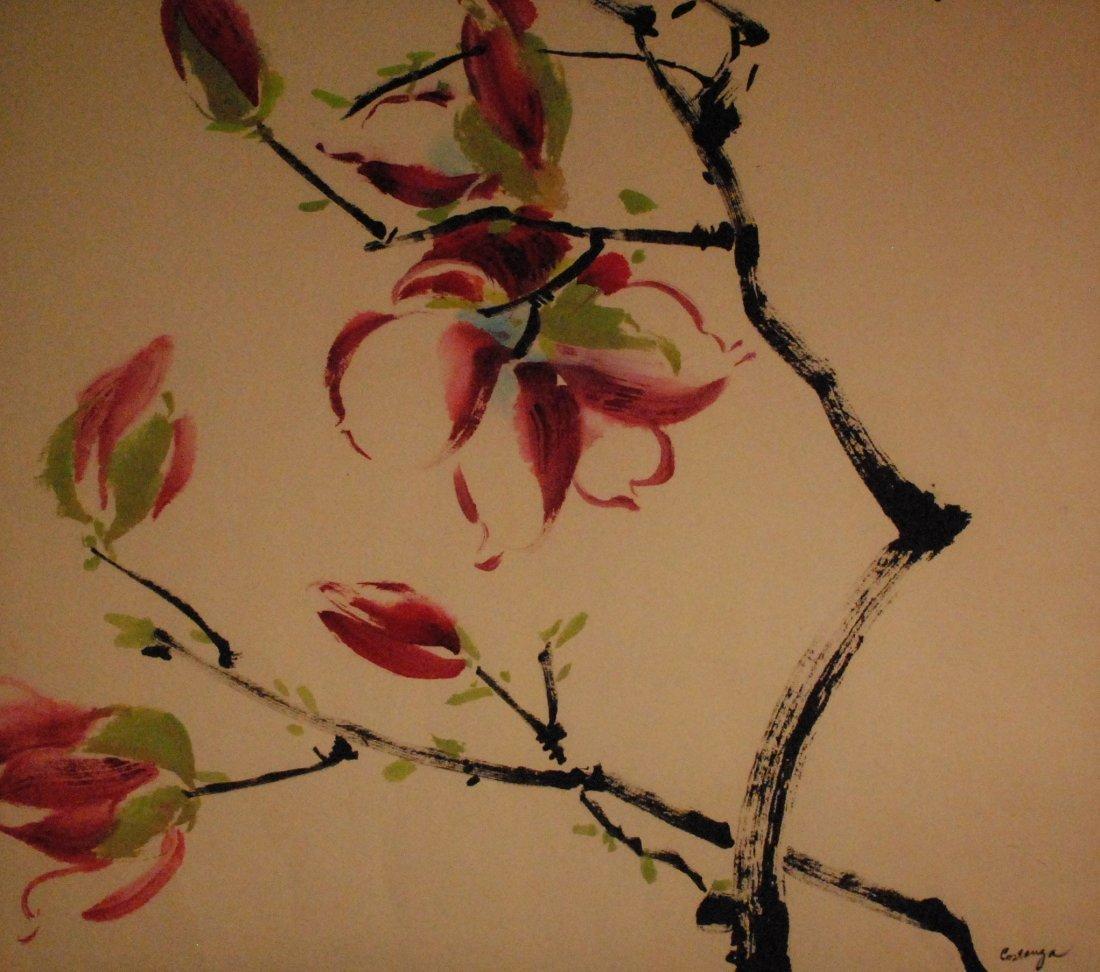 """""""Sprig of Spring"""", Costanza Baiocco"""