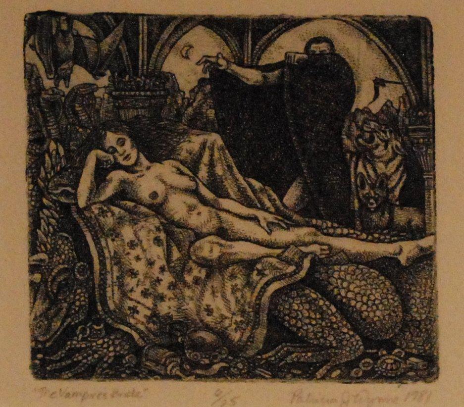 """""""The Vampire's Bride"""", Patricia J. Wynne"""