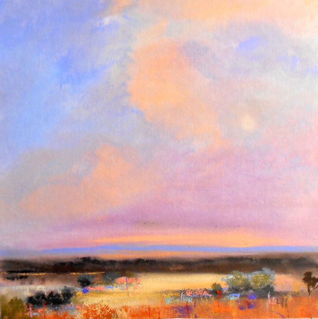 """""""View from the Train"""", Eve Miller"""