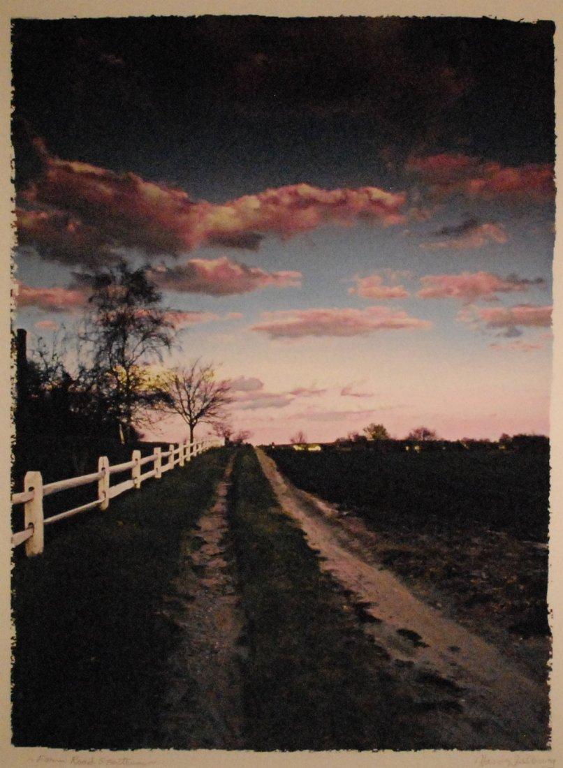 """""""Farm Road"""", Harvey Hellering"""
