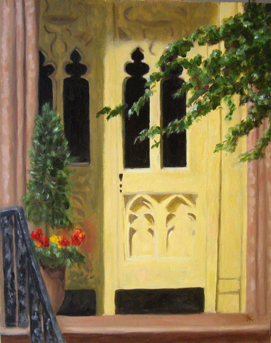 """Spring on Twelfth"", Beth Kurtz"