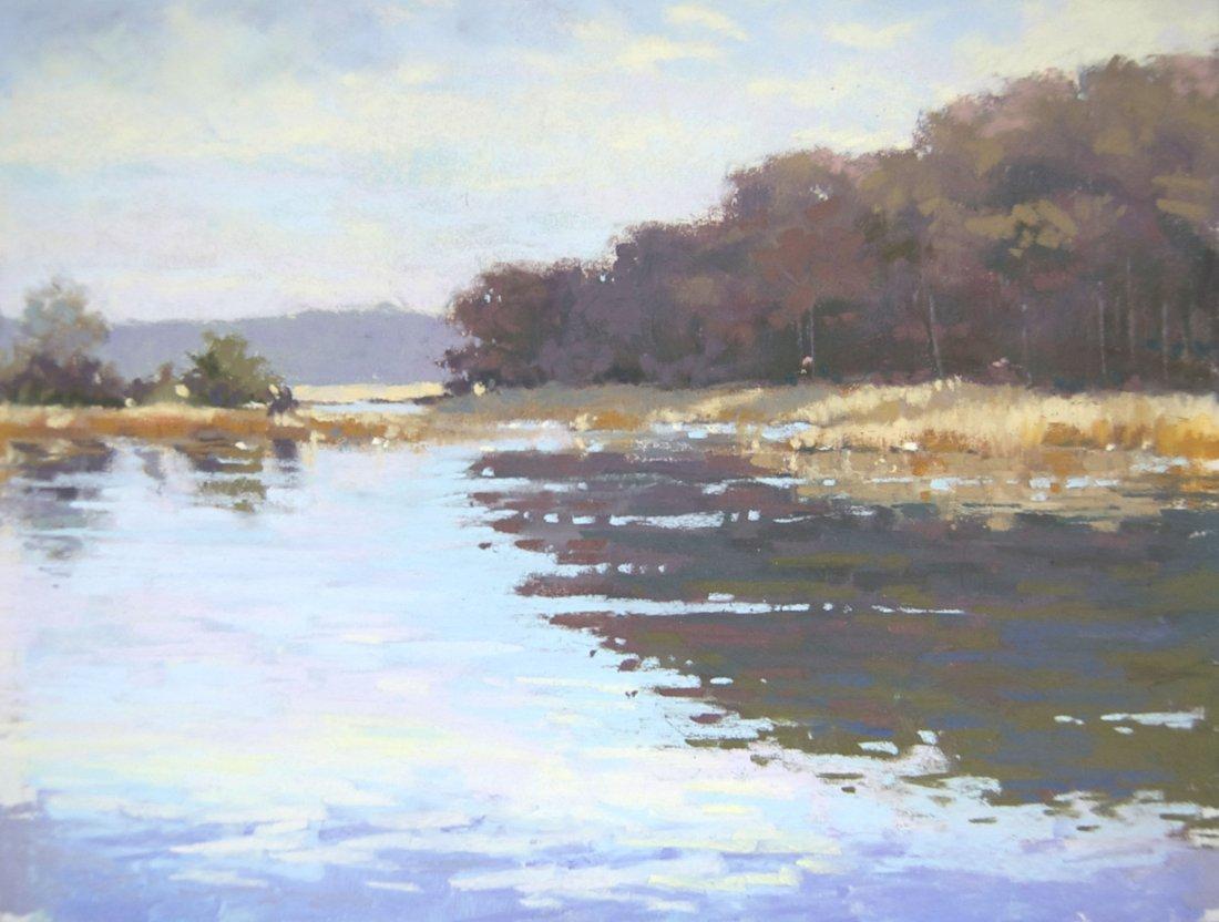 """A Little Purple Haze"", Jane McGraw-Teubner"