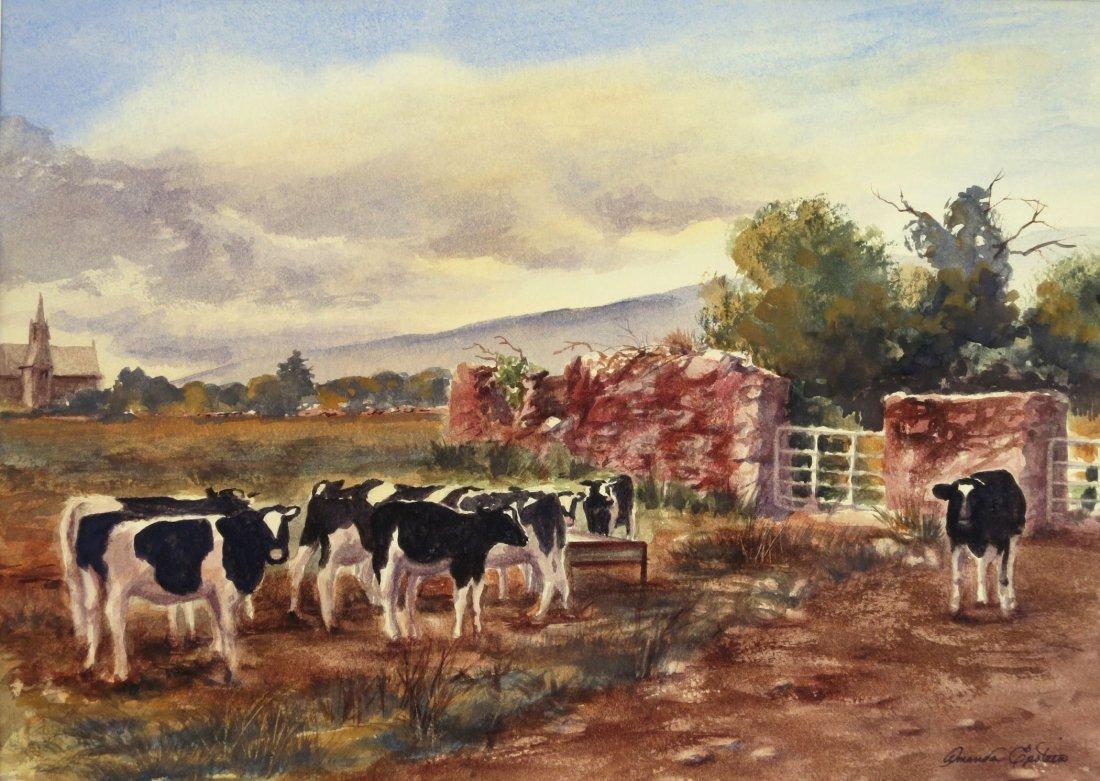 """""""Irish Cows"""", Amanda Epstein"""
