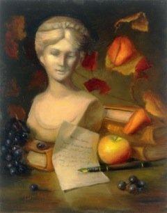 """""""La Lettre"""", Mireille Duchesne"""
