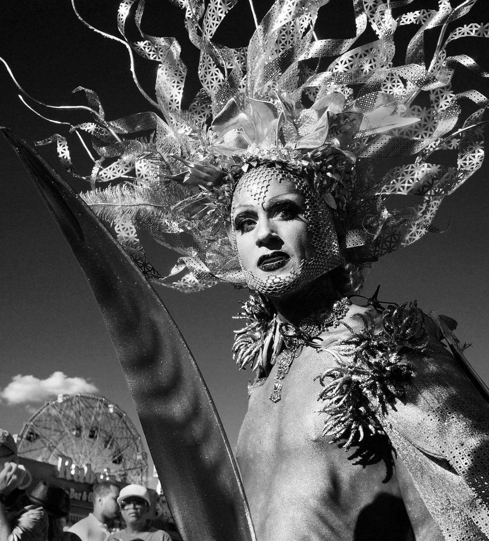 """Coney Island Mermaid-Parade Port"", Anthony Almeida"