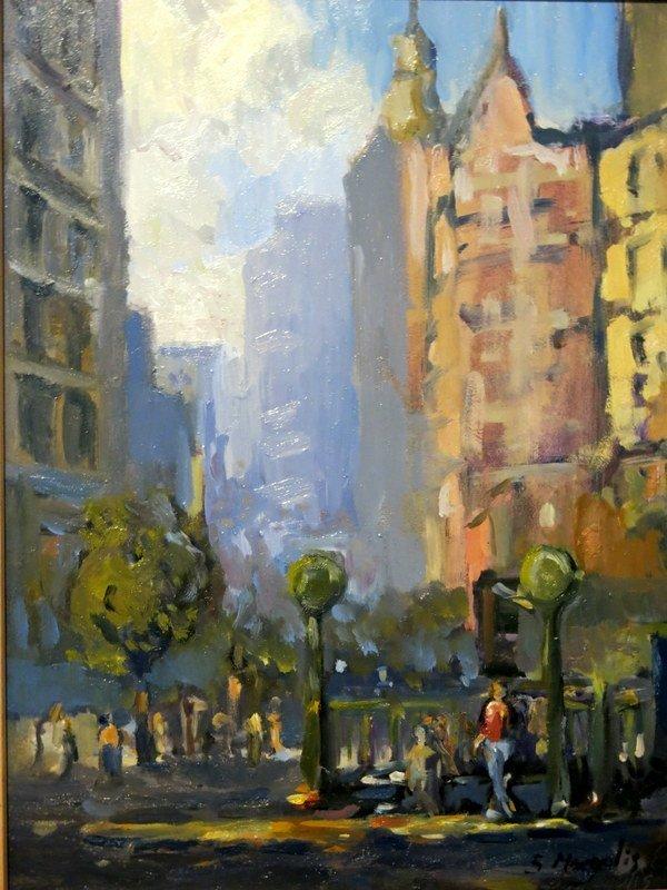 """""""Union Square"""", Steve Margolis"""