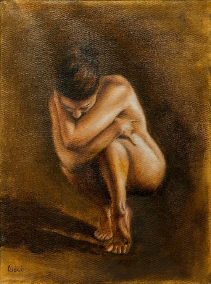"""Within Herself"", Aida Garrity"