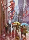 Manhattan Flags Michele Byrne