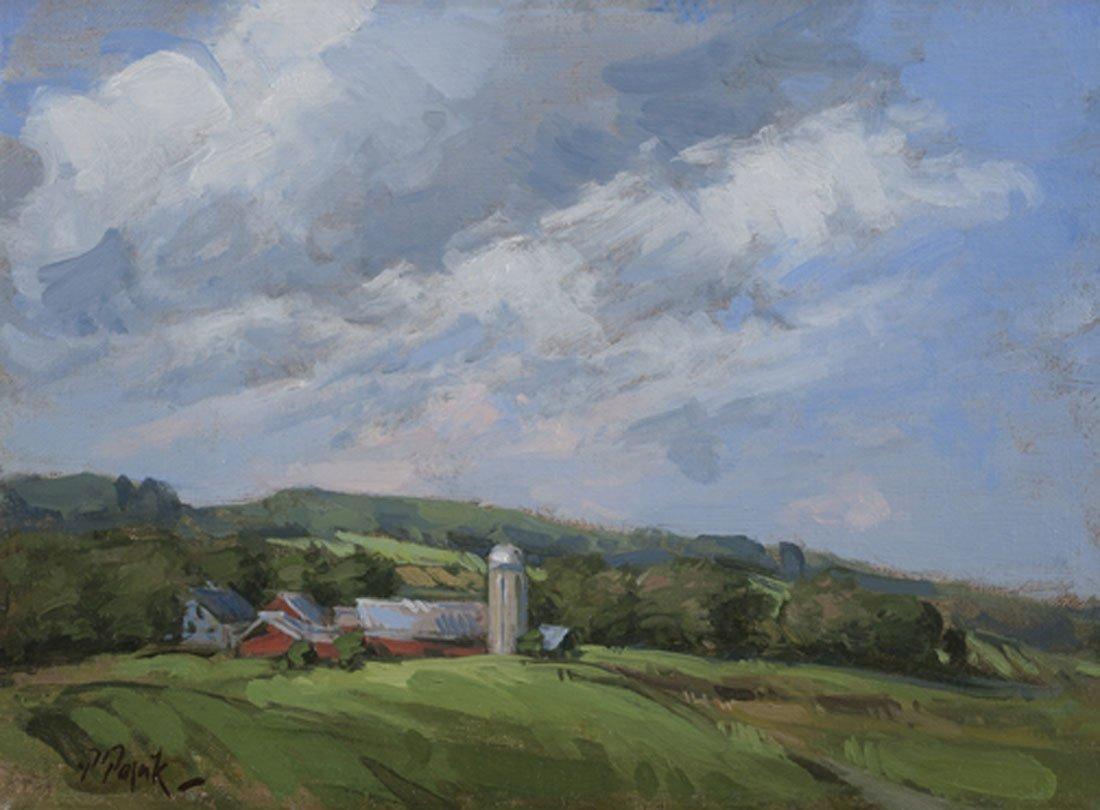 """Slate Valley Farm"", Thomas Torak"