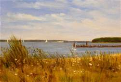 """""""Changing Skies, New Suffolk"""", Laurence Johnston"""