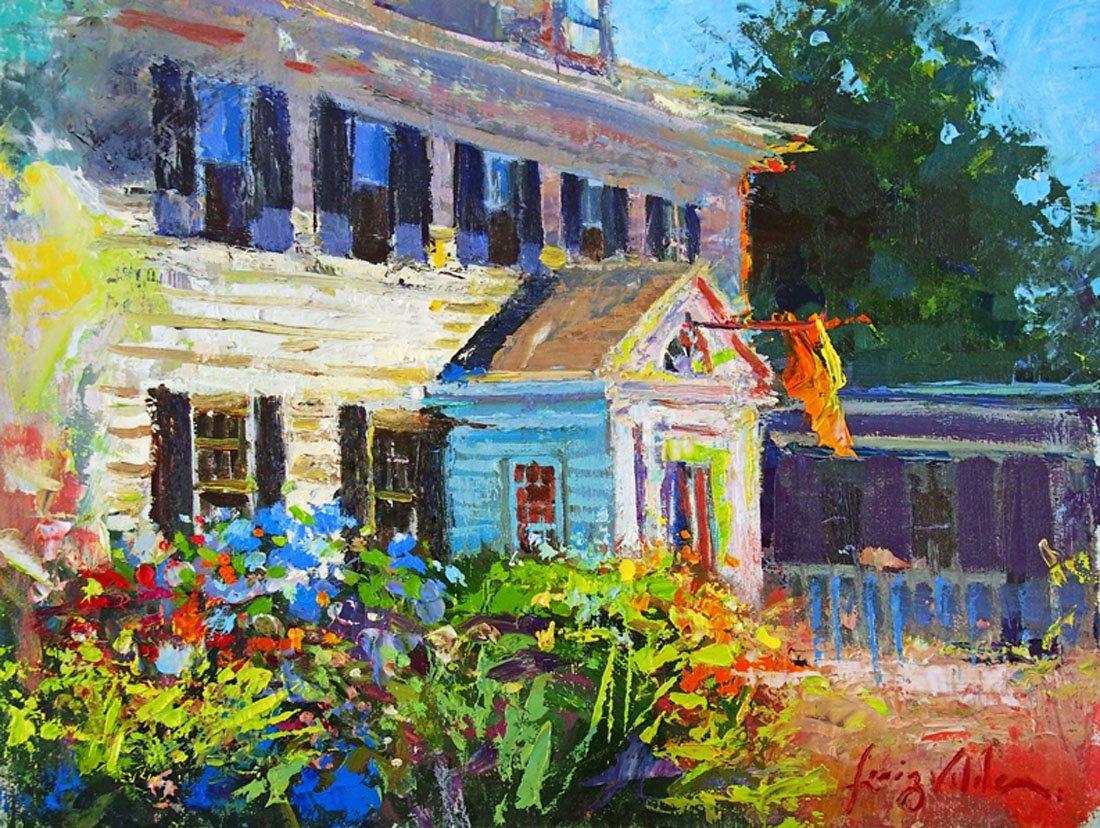 """Downtown Chatham"", Luiz Vilela"