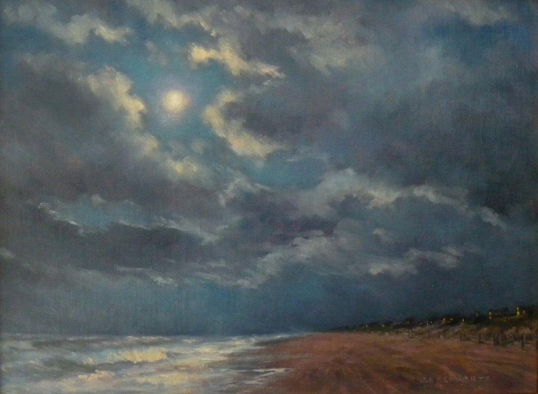 """When the Clouds Parted"", Jean Schwartz"