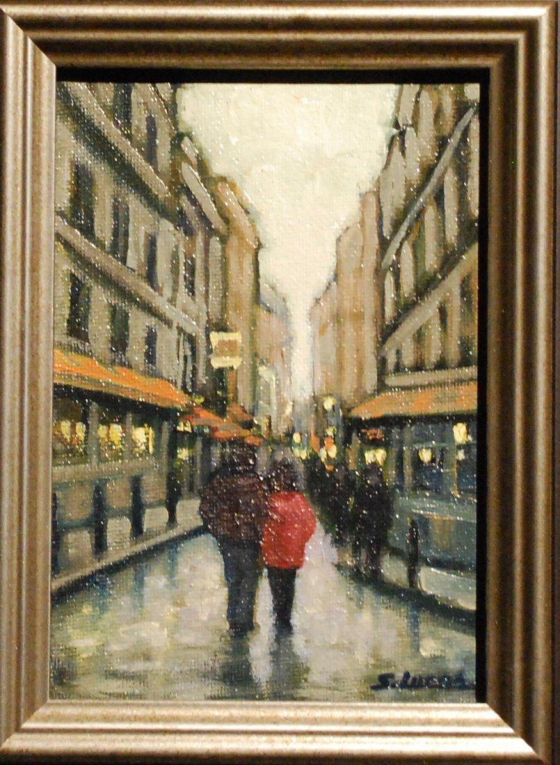 """""""Paris Pair"""", Sarah Stifler Lucas"""