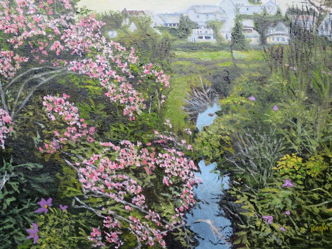 """Wildflowers"", Roger Rossi"