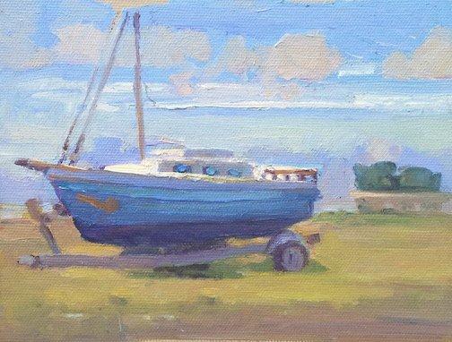 """""""Keyport Waterfront Park"""", Yelena Snovsky"""