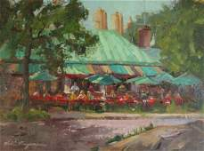 Luncheon at the Boathouse Michele Byrne