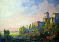 """""""Village"""", Steve Margolis"""
