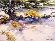 """""""White Pine Shadows"""", Mary Ann Heinzen"""