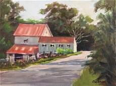 """ The Little Horse Farm "", Karen Cashman"