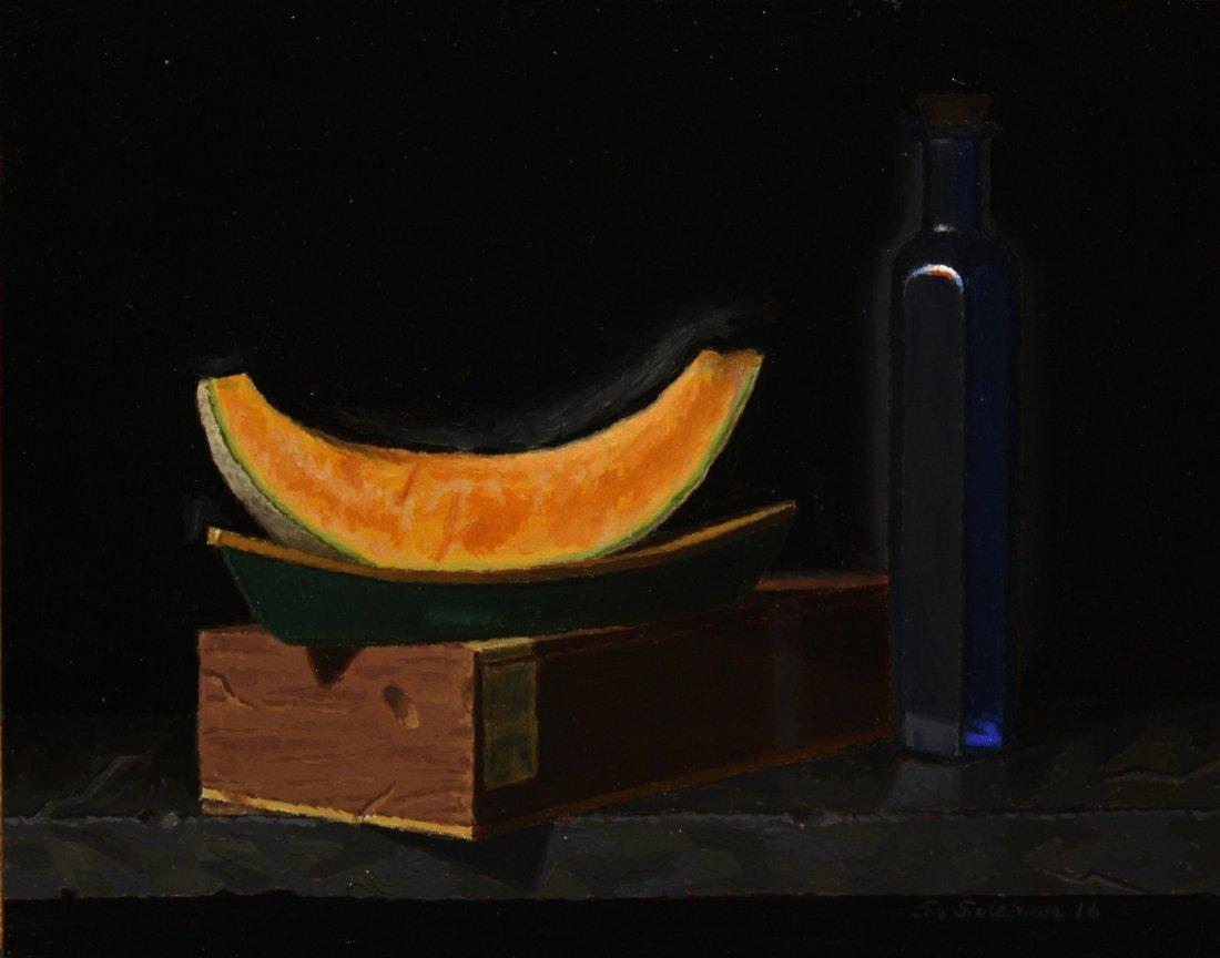 """Shawn Sullivan, """"Melon Boat"""""""