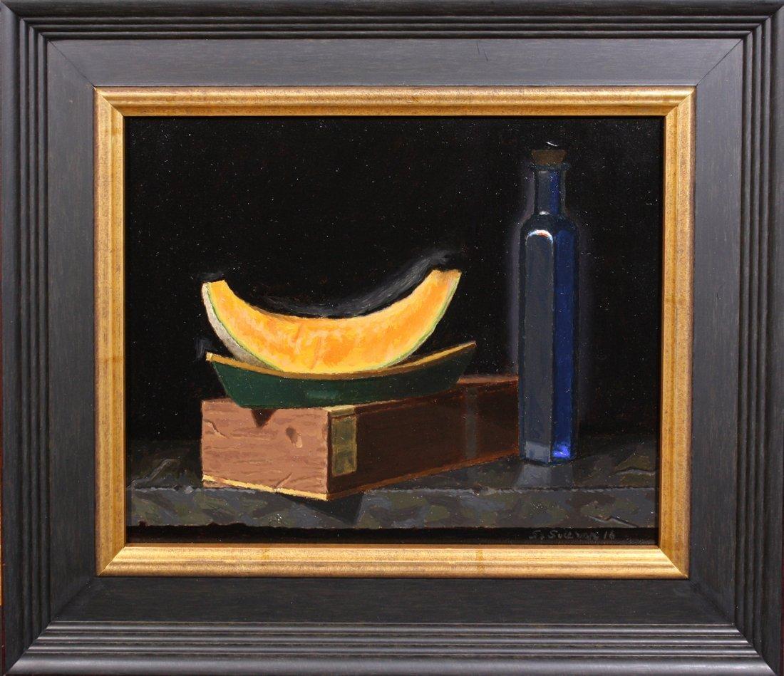"""Shawn Sullivan, """"Melon Boat"""" - 2"""