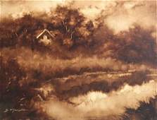 "Stephanie Marzella, ""Quiet Reflections"""