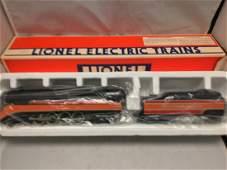 Lionel SP Daylight O Gauge Steam Engine and Tender