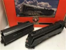 Lionel 18063 NYC O Gauge Vanderbilt Hudson Steam Engine
