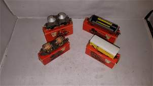 Vintage Marklin HO Scale Freight Cars