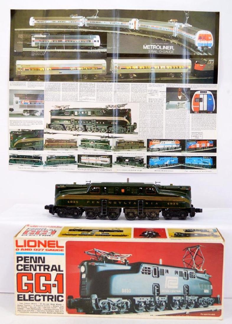 Other O Scale Parts & Accs Lionel O-gauge Electric Locomotive Motor Parts & Accessories Working Excellent Quality