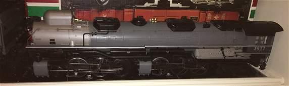 MTH UP G Gauge Challenger Steam Engine