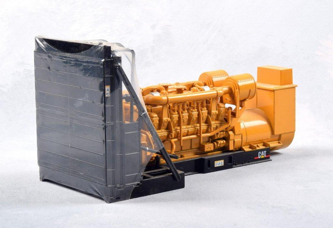 Norscot Caterpillar Large Scale Gas Turbine Generator