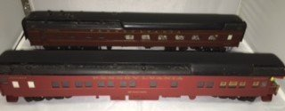 PRR O Scale Heavyweight Passenger Cars - 3