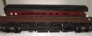 PRR O Scale Heavyweight Passenger Cars - 5