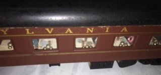 PRR O Scale Heavyweight Passenger Cars - 6