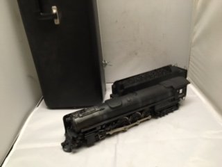Overland NYC O Scale Niagara Steam Engine and Tender