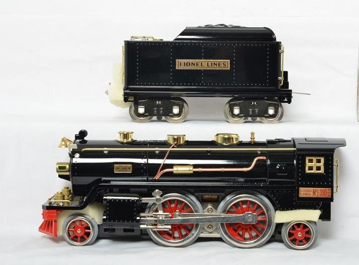 Lionel Classics 13100 Standard Gauge 390E Steam Engine