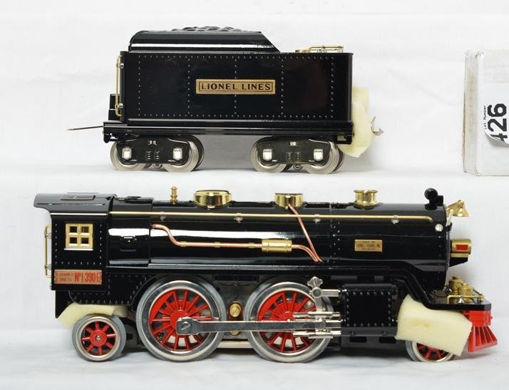 Lionel Classics 13100 Standard Gauge 390E Steam Engine - 3
