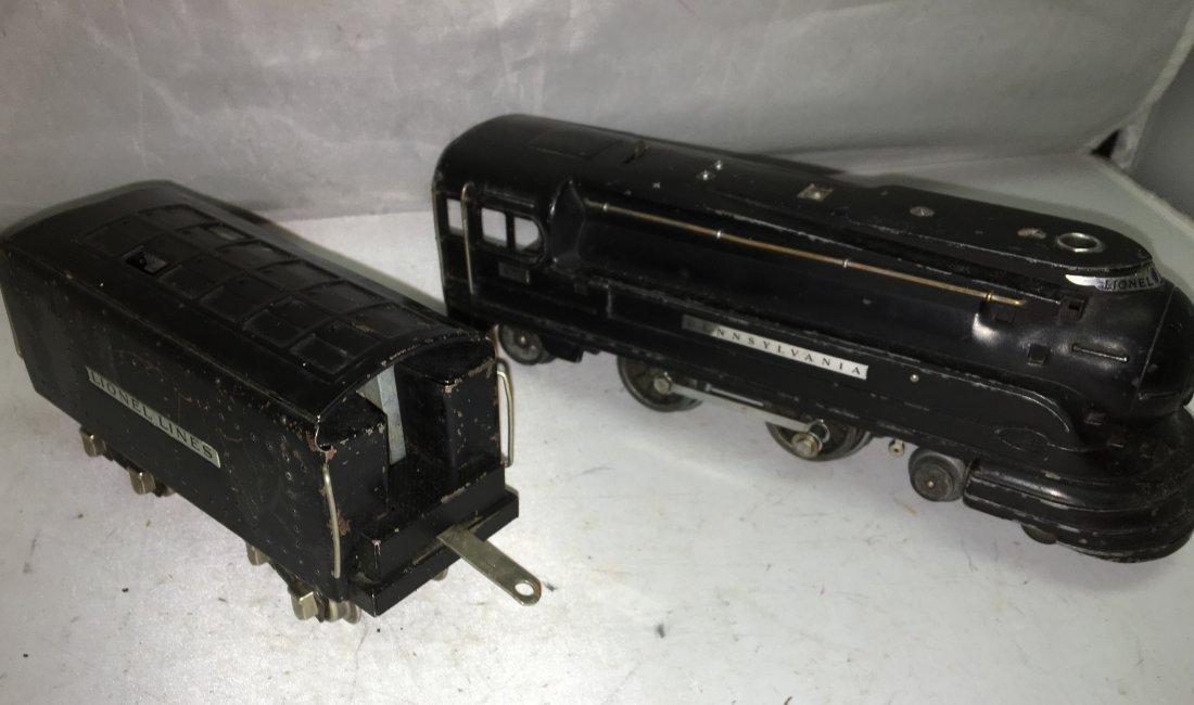 Lionel Prewar 238 O Gauge Steam Engine and Tender