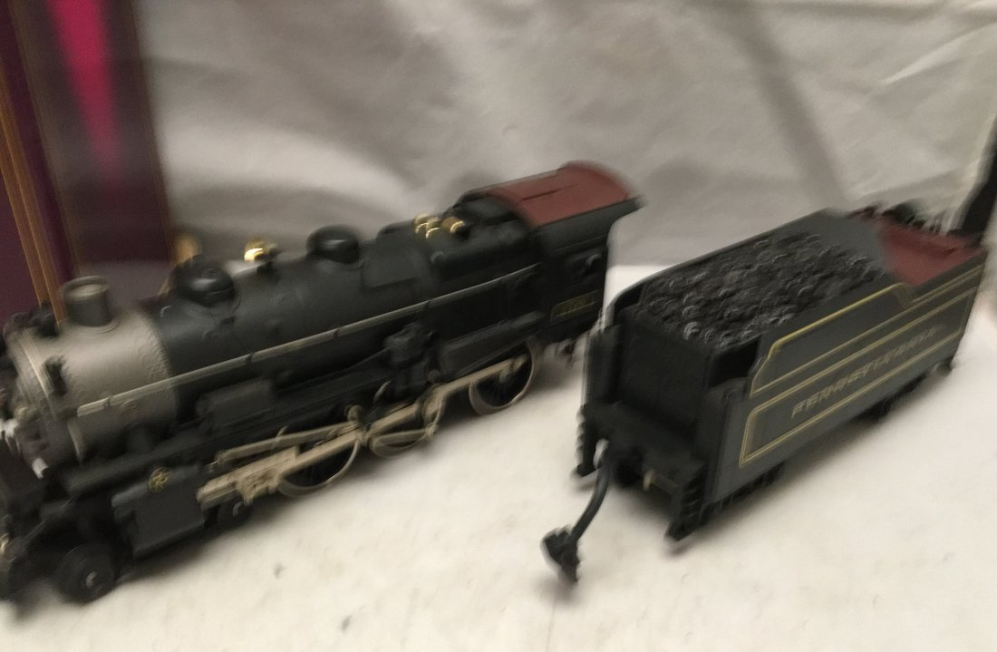 MTH Premier PRR O Gauge Scale G5 Steam Engine and