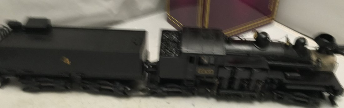 MTH Premier C&O O Gauge 4-Truck Shay Steam Engine